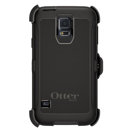 best sneakers 83f63 ad804 OtterBox Defender Series Samsung Galaxy S5 Protective Case - Black
