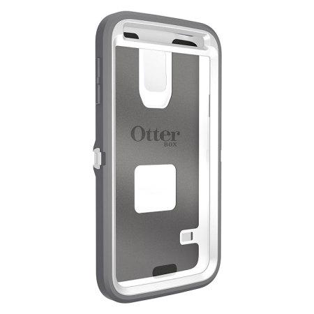 reputable site d1222 b2ae1 OtterBox Defender Series Samsung Galaxy S5 Protective Case - Glacier