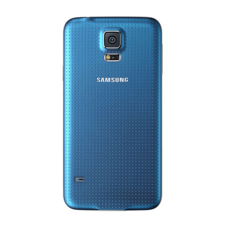 SIM Free Samsung Galaxy S5 Unlocked - Blue - 16GB