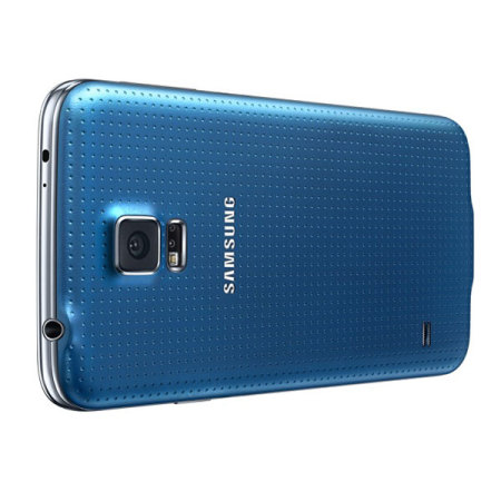 Sim Free Samsung Galaxy S5 Unlocked Blue 16gb P44367