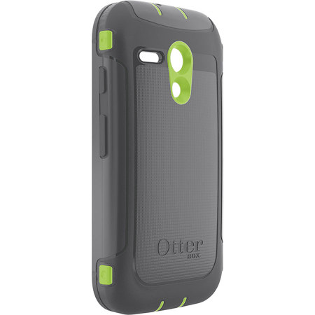 new product 0fb89 bcfcf OtterBox Defender Series for Motorola Moto G - Key Lime