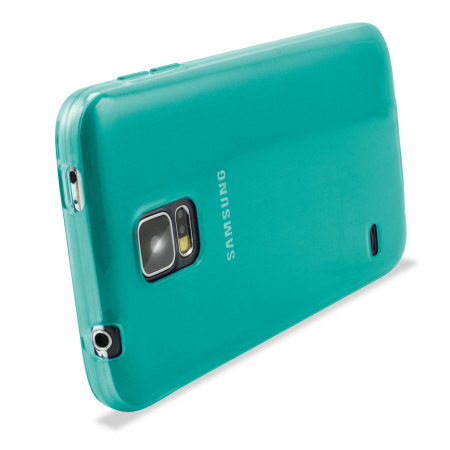 Flexishield Case for Samsung Galaxy S5 - Green