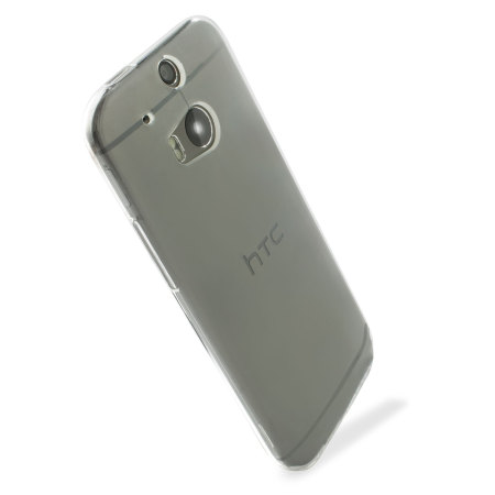 Olixar FlexiShield Ultra-Thin HTC One M8 Case - Clear
