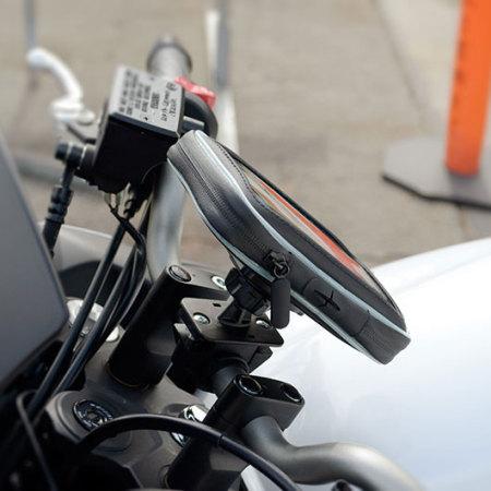 Support Vélo et Moto Arkon Étanche pour Smartphones