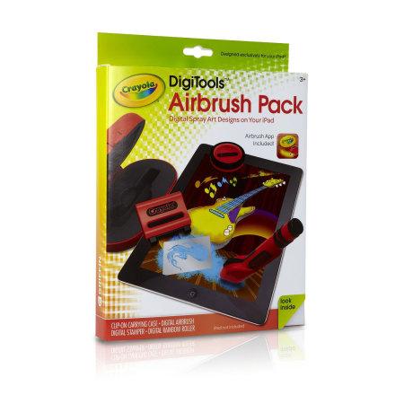 Crayola digitools aerografo recensioni for Aerografo crayola amazon