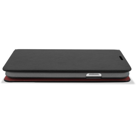 Olixar Leather-Style Samsung Galaxy S5 Wallet Case - Black