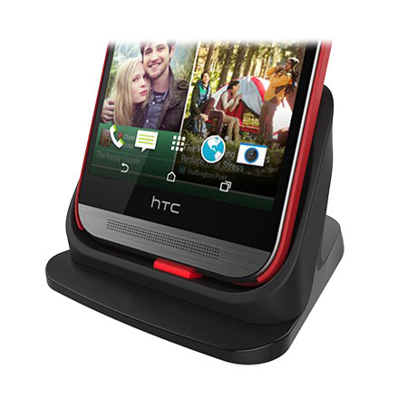 Cover-Mate HTC One M8 Desktop Charging Dock