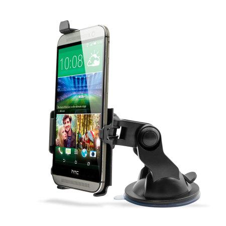 DriveTime HTC One M8 Adjustable Car Kit