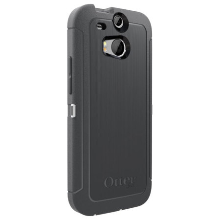 newest 2f4af aeaa0 OtterBox HTC One M8 Defender Series Case - Glacier