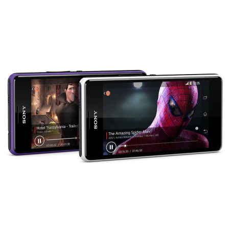 Sim Free Sony Xperia E1 Unlocked - White
