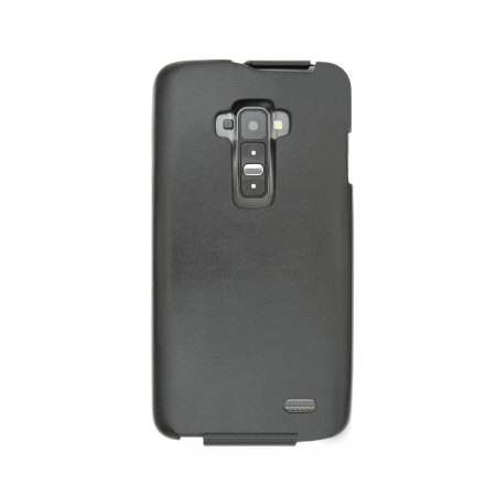 Noreve Tradition LG G Flex Leather Case - Black