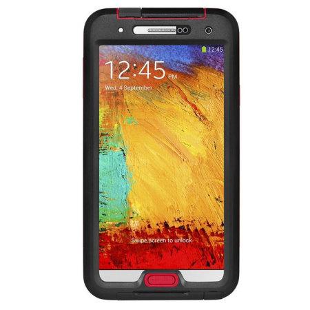 Seidio OBEX Combo Case for Galaxy Note 3 - Black / Red