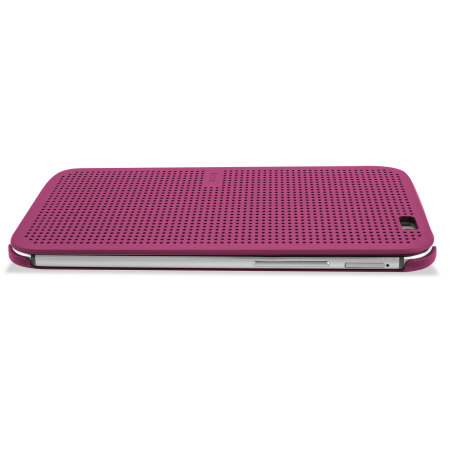 Official HTC One M8 / M8s Dot View Case - Baton Rouge