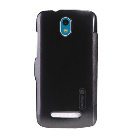 Nillkin HTC Desire 500 Leather-Style Flip Case - Black