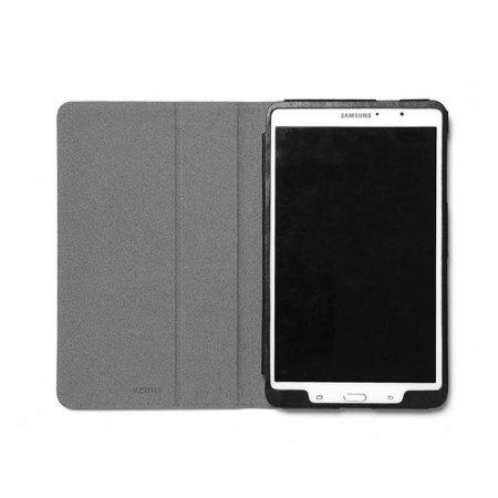 Zenus - Modern Classic Folio Case For Galaxy Tab Pro 8.4 - Black