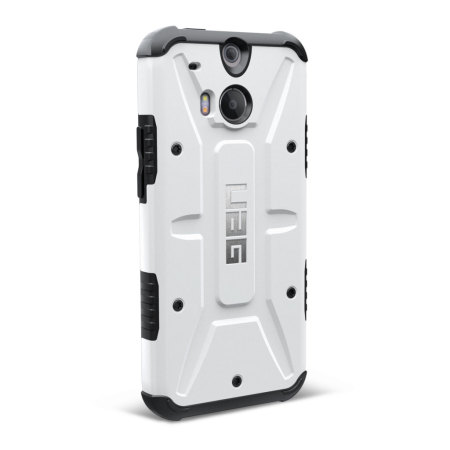 UAG Navigator HTC One M8 Protective Case - White