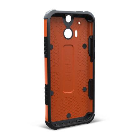 UAG Outland HTC One M8 Protective Case - Orange