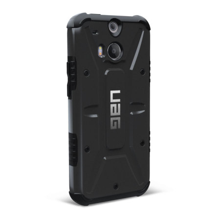 on sale 986a1 0e23b UAG Scout HTC One M8 Protective Case - Black