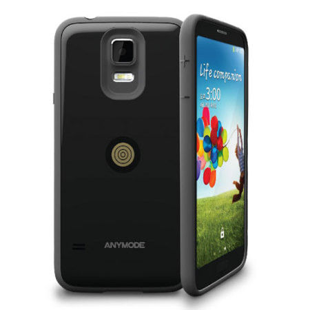 best sneakers e9759 8e1d4 Anymode Samsung Galaxy S5 Magnet Charging Case and Cable - Black