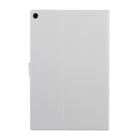 Roxfit Sony Xperia Z / Z2 Tablet Case - Carbon White