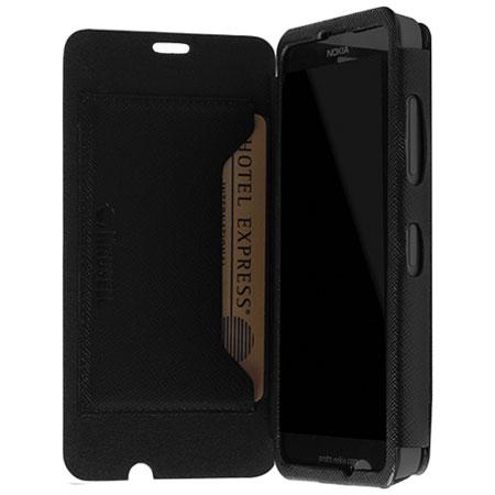 f291bcf339b Krusell Nokia Lumia 630 / 635 Malmo FlipCase - Black