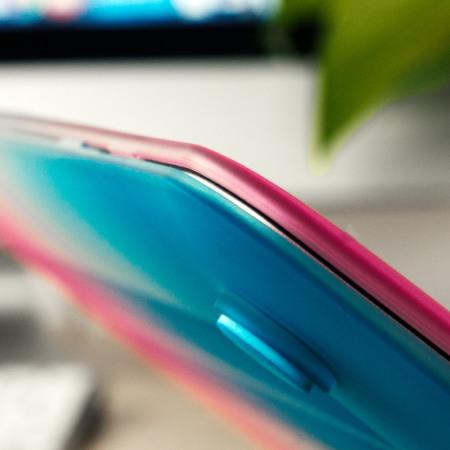 Olixar ToughGuard MacBook Air 13 inch Hard Case - Cosmic Haze (Rainbow