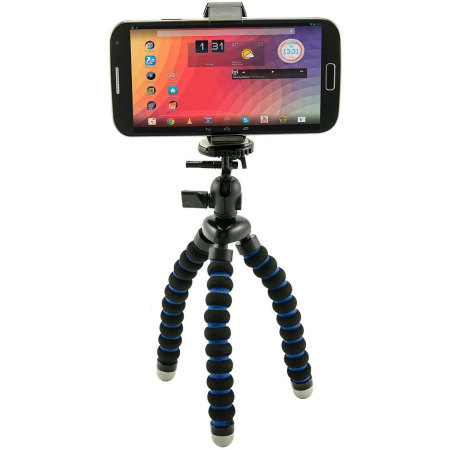 Arkon Universal Smartphone Holder with Flexi Tripod (Mobile Grip 2)