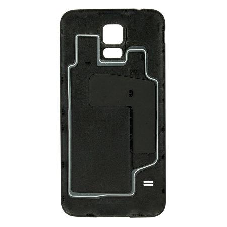 45111 Official Samsung Galaxy S5 Takakansi Sahkonsininen