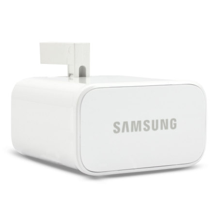 Official Samsung Galaxy S5 Uk Mains Charger With Usb Cable White P4512...