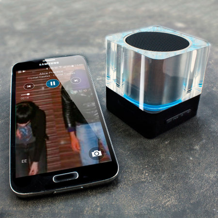 had olixar light cube portable bluetooth speaker and unlike