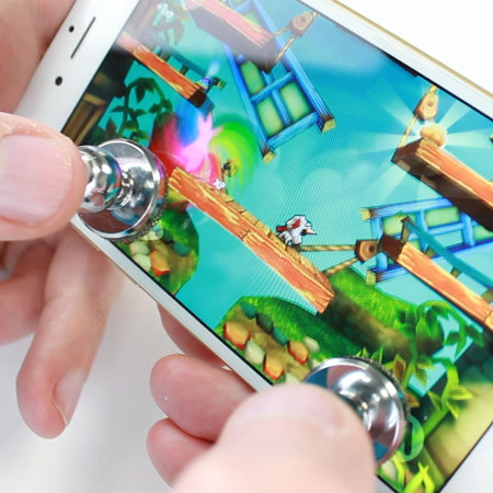 Joystick-It Game Controller for Smartphones - Twin Pack
