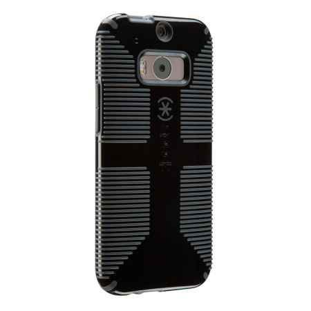 Speck CandyShell Grip HTC One M8 Case - Black