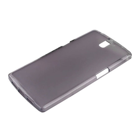 Flexishield OnePlus One Case - Smoke Black