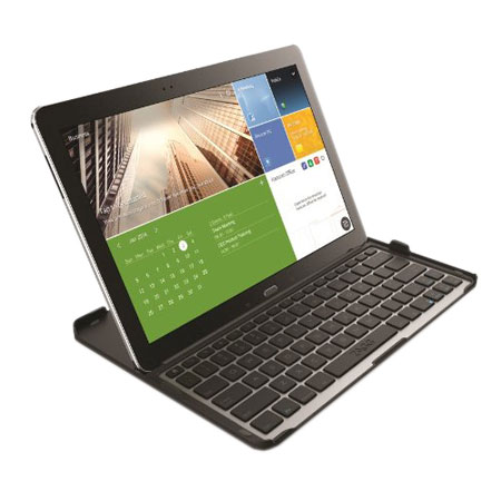 ZAGGkeys Cover-Fit Galaxy Note Pro 12.2 Bluetooth Keyboard
