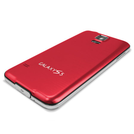Samsung Galaxy S5 Red