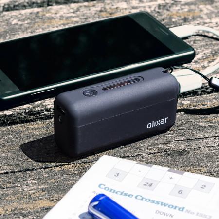 Olixar enCharge 2000mAh Portable Power Bank - Black