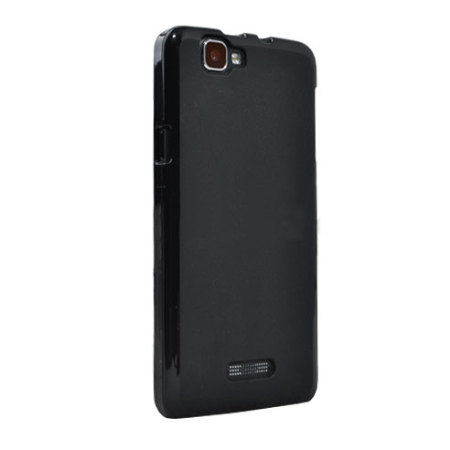 and hold encase flexishield wiko wax case black the