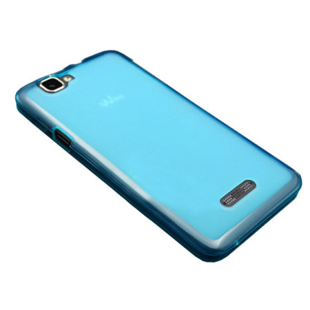 Encase Flexishield Wiko Rainbow Case - Blue