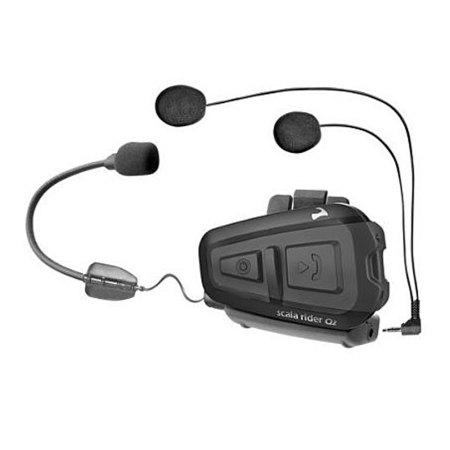 Cardo Scala Rider Qz Motorrad Bluetooth Headset