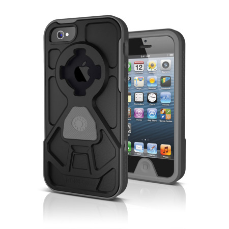 Iphone 5s 5 Bike Mount Kit And Case Black