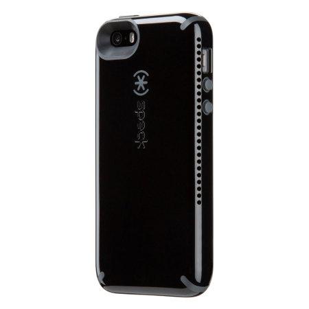 brand new f8da6 8189b Speck CandyShell Amped iPhone 5S / 5 Case - Black / Grey