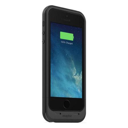best website 5ea2f 1db9c Mophie iPhone 5S / 5 Juice Pack Plus - Black