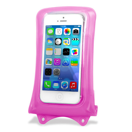 how dicapac universal waterproof case for smartphones up to 4 8 said