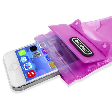 dicapac universal waterproof case for smartphones up to 4 8
