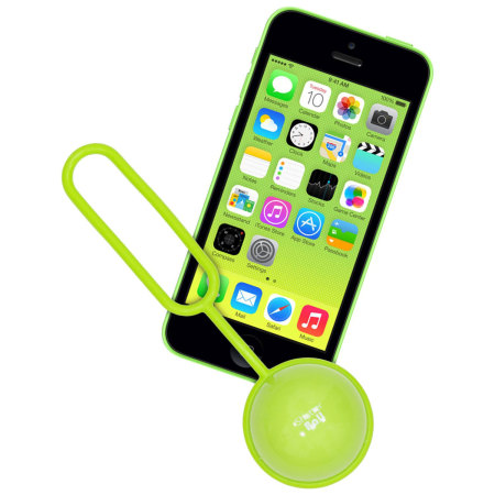 ShutterBall Remote Camera Shutter and Stand - Green