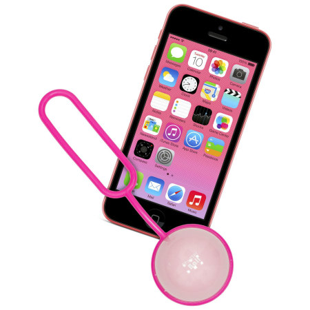 ShutterBall Remote Camera Shutter and Stand - Pink