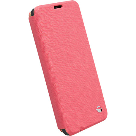 size 40 4cc4f 8a983 Krusell Malmo Nokia Lumia 625 Flip Cover - Pink