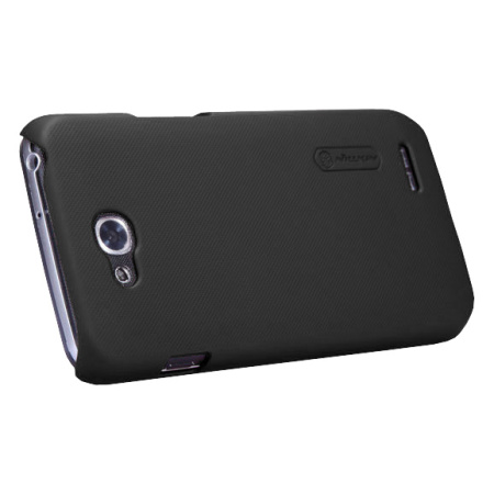 Nillkin Super Frosted LG L90 Dual SIM Shield Case - Black