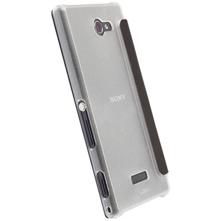 huge selection of 371d2 4fdc2 Krusell Boden Sony Xperia M2 FlipCover Case - Black