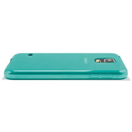 Flexishield Samsung Galaxy S5 Mini Case  - Blue